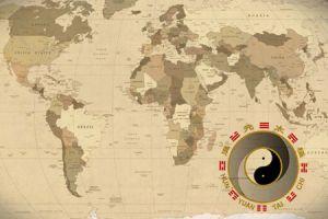 Hun Yuan en el Extranjero