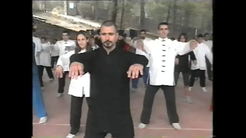 Campamento Piedralaves 1998