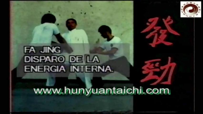 Fajing - exteriorización del Qi