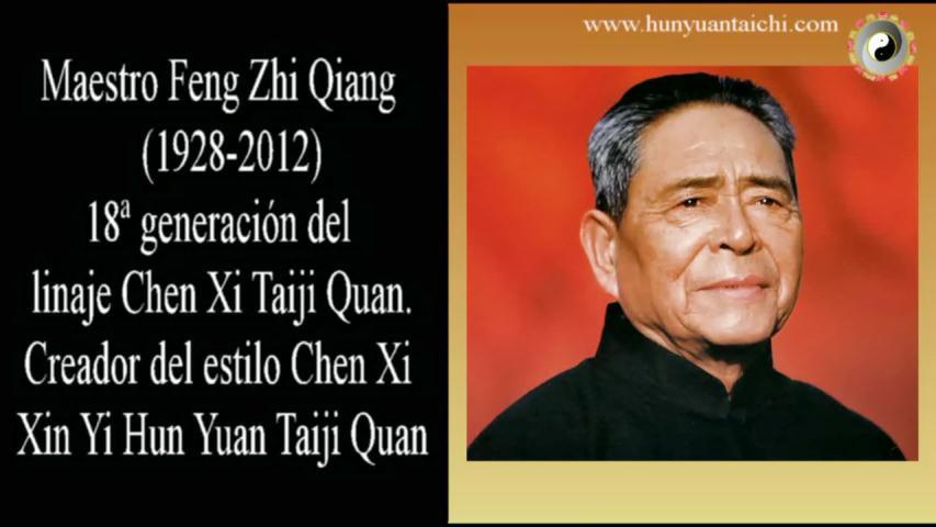 Homenaje al gran maestro Feng 2012